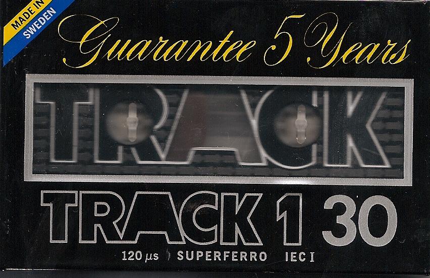 track kassettband